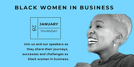 Black Women in Business tickets