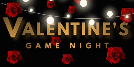 Valentine's Day Game Night tickets