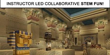 Learn about Civil Engineering with Minecraft tickets
