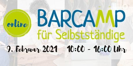 Online Barcamp für Selbstständige Tickets