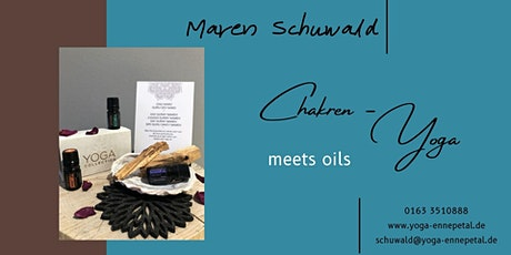 Chakren Yoga meets Oil Tickets