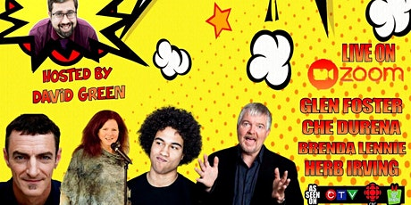"Garden City Comedy Festival presents ""Contagious Comedy!"" tickets"