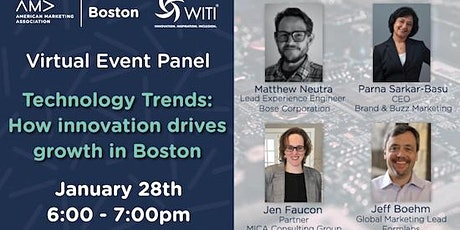 Technology Trends: How innovation drives growth in Boston tickets