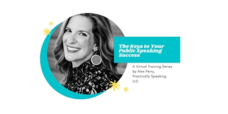 The Keys to Your Public Speaking Success tickets