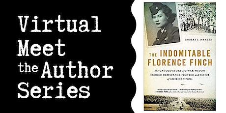 "Virtual Talk: ""The Indomitable Florence Finch"" with Robert Mrazek tickets"