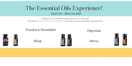 The Essential Oils Experience 2021 tickets