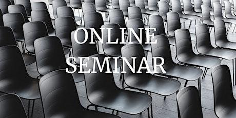 Online Einführungs- Seminar: Grundlagen des systemischen Coachings tickets