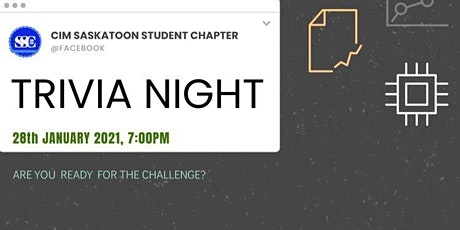 CIM SSC Trivia Night 2.0 tickets