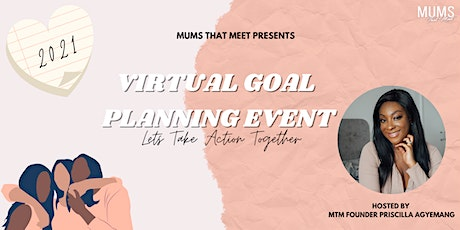 Virtual Goal Planning Event tickets