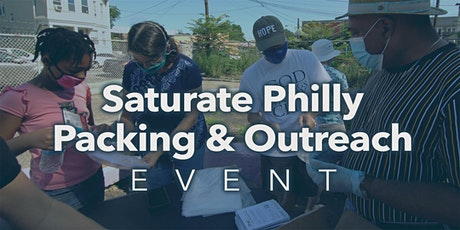 Saturate Philly Feb. 6th Outreach tickets