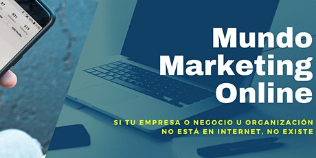 Curso de Marketing Digital de 7 días  entradas