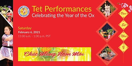 Au Co's Tet Performances in celebrating the Year of the Ox 2021 tickets