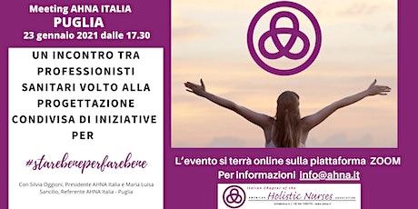 1^ MEETING AHNA Puglia biglietti