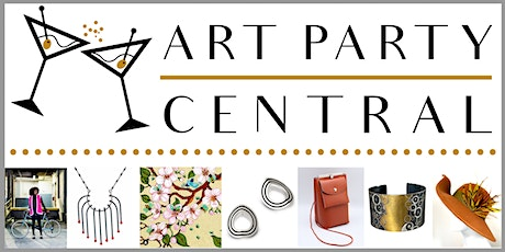 Art Party: Virtual Shopping Direct from the Makers PLUS Discounts & Raffles tickets