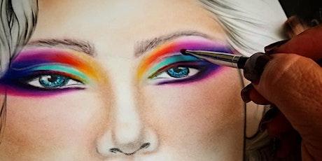 Face Chart Makeup Class tickets