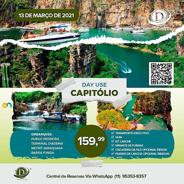 Imagem do evento Capitólio - 15 a 16 de Maio