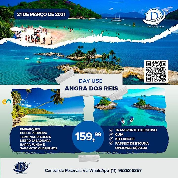 Imagem do evento Day Use Angra Dos Reis - 21 de Março