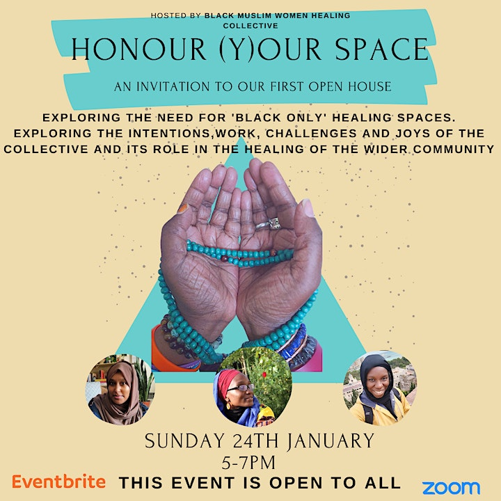 Honouring our space: A Black Muslim Women Healing Collective Open House image