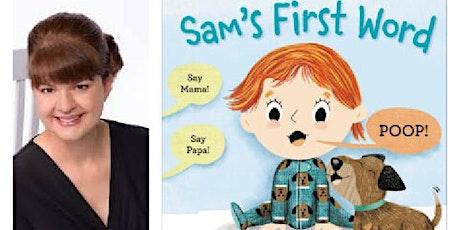 Bea Birdsong reads Sam's First Word tickets