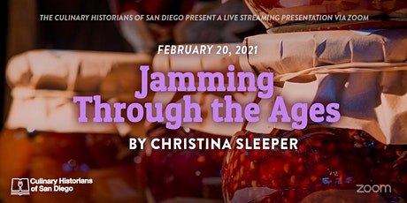 """""""Jamming Through the Ages,"""" by Christina Sleeper tickets"""