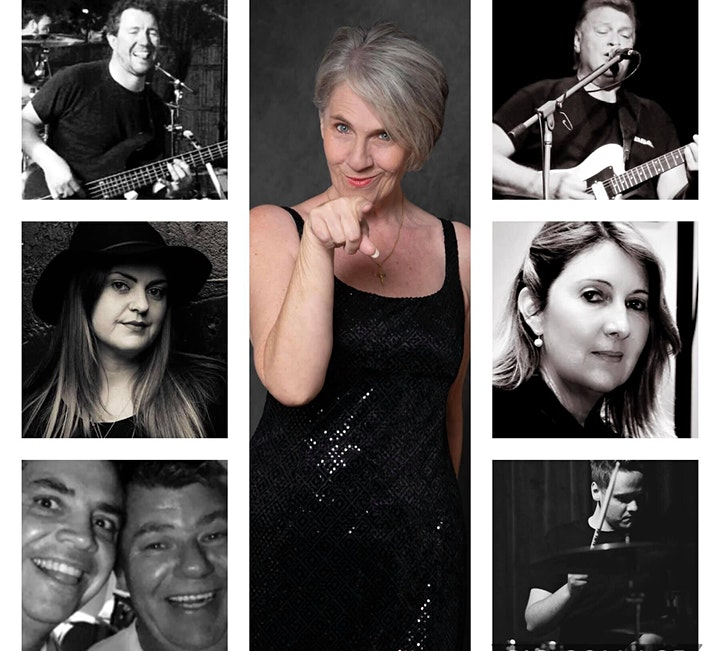 Ruby & the Magnificent 7!Ruby Slipperz celebrates 40 years of entertaining! image