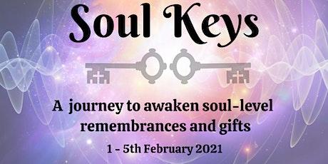 Soul Keys tickets