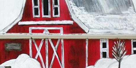 Online Adults Paint Night -Old Country Barn tickets