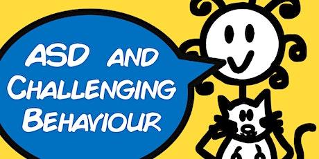 Understanding Challenging Behaviour in Autism (1 hour webinar with Lucy) tickets