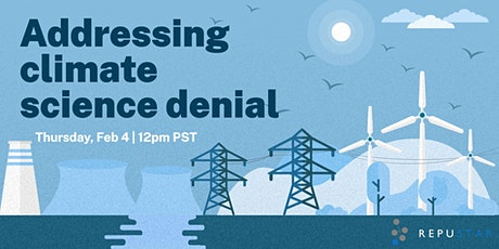 Addressing Climate Science Denial tickets