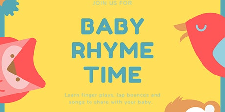 Rhymes with Babies tickets