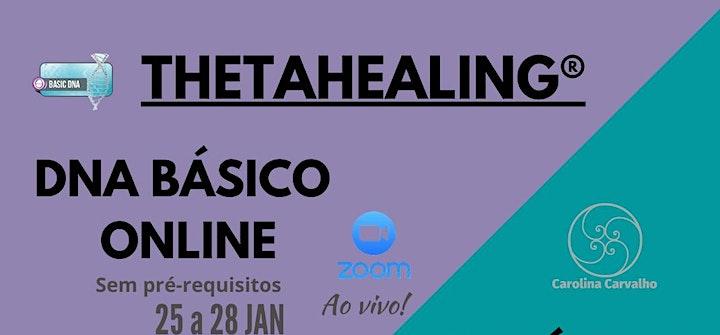 Curso ThetaHealing - DNA BÁSICO Online image