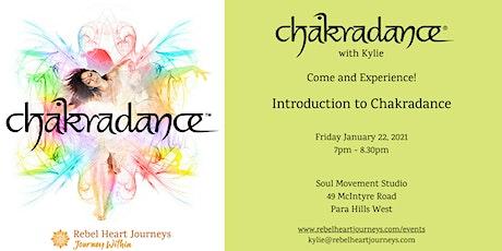 CHAKRADANCE™ - Experience tickets