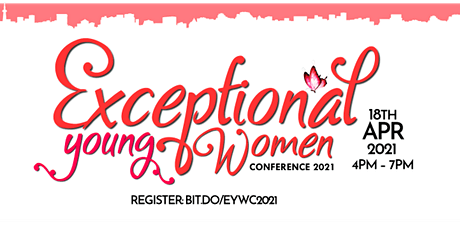 Exceptional Young Women Conference 2021 tickets