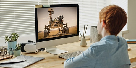 Mars: Planet of Robots - Home Learners Webinar tickets