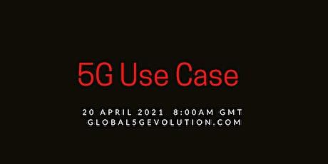 5G Use Case Accelerator Challenger Summit tickets