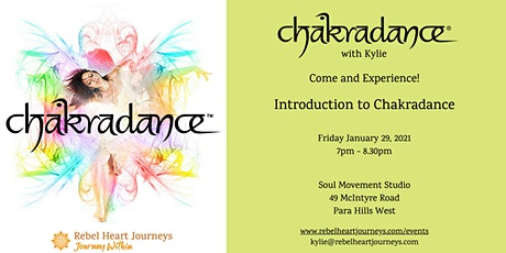CHAKRADANCE™ - Introduction tickets