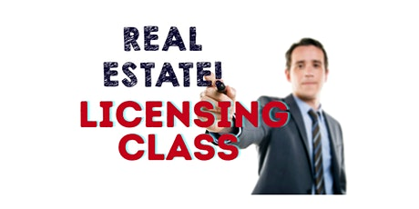 Real Estate Licensing Course tickets