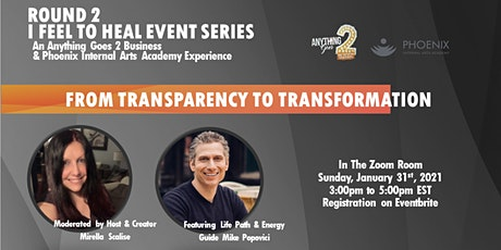 From Transparency To Transformation Round 2 tickets