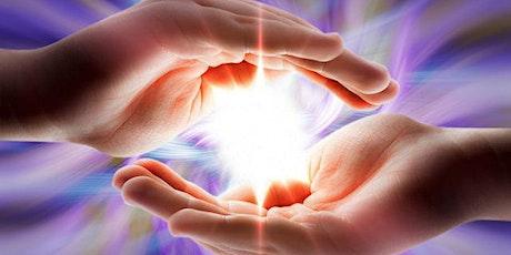 REIKI MASTER/TEACHER CLASS – Pets, Yoga, Herbs! Personal Chakra Crystals tickets
