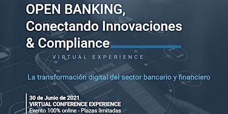 OPEN BANKING, CONECTANDO INNOVACIONES & COMPLIANCE biglietti