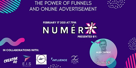 The Power Of Funnels and Online Advertisement tickets