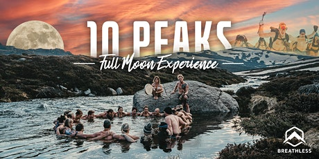 10 Peaks Expedition (Full Moon Experience) tickets