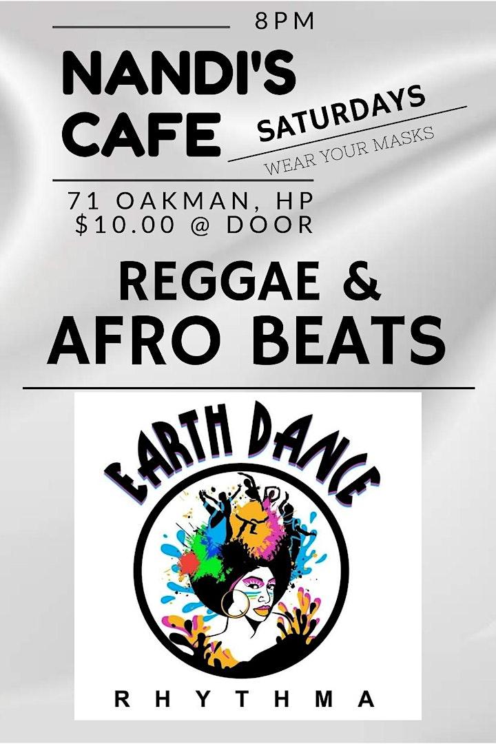 Reggae & Afro Beats image