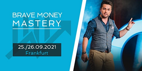 BRAVE MONEY MASTERY Tickets
