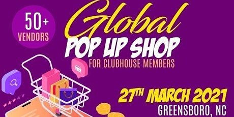 Kaged Love Presents Clubhouse Global Pop Up Shop and Music Showcase tickets