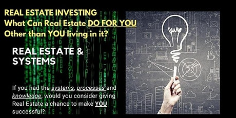 Key Pillars of Real Estate - how you can learn and earn thru Real Estate tickets