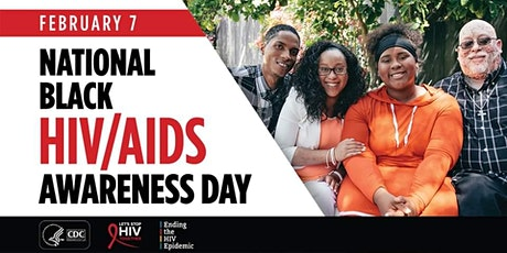 #InThisTogether : Black HIV/AIDS Awareness Discussion tickets