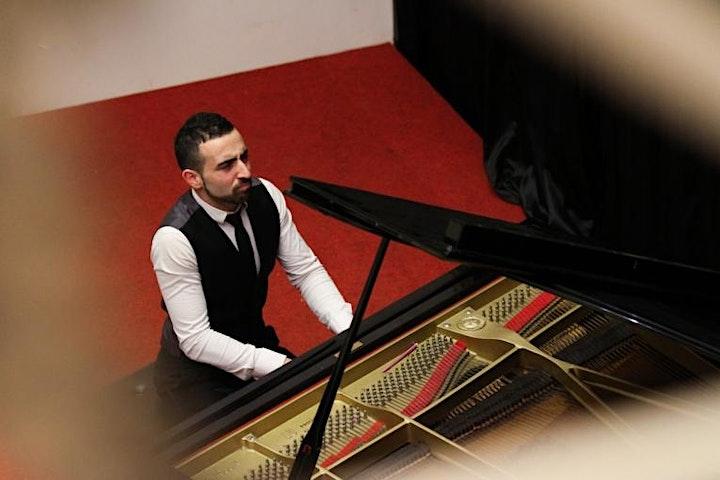 Live at Yours CBD: Piano trio with soprano Eleanor Lyons at Billich image