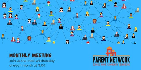 Parent Network Monthly Meeting tickets