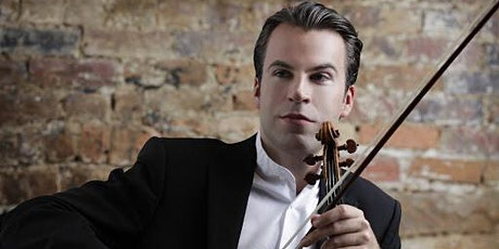 Live at Yours CBD: Internationally acclaimed violinist surrounded by art tickets